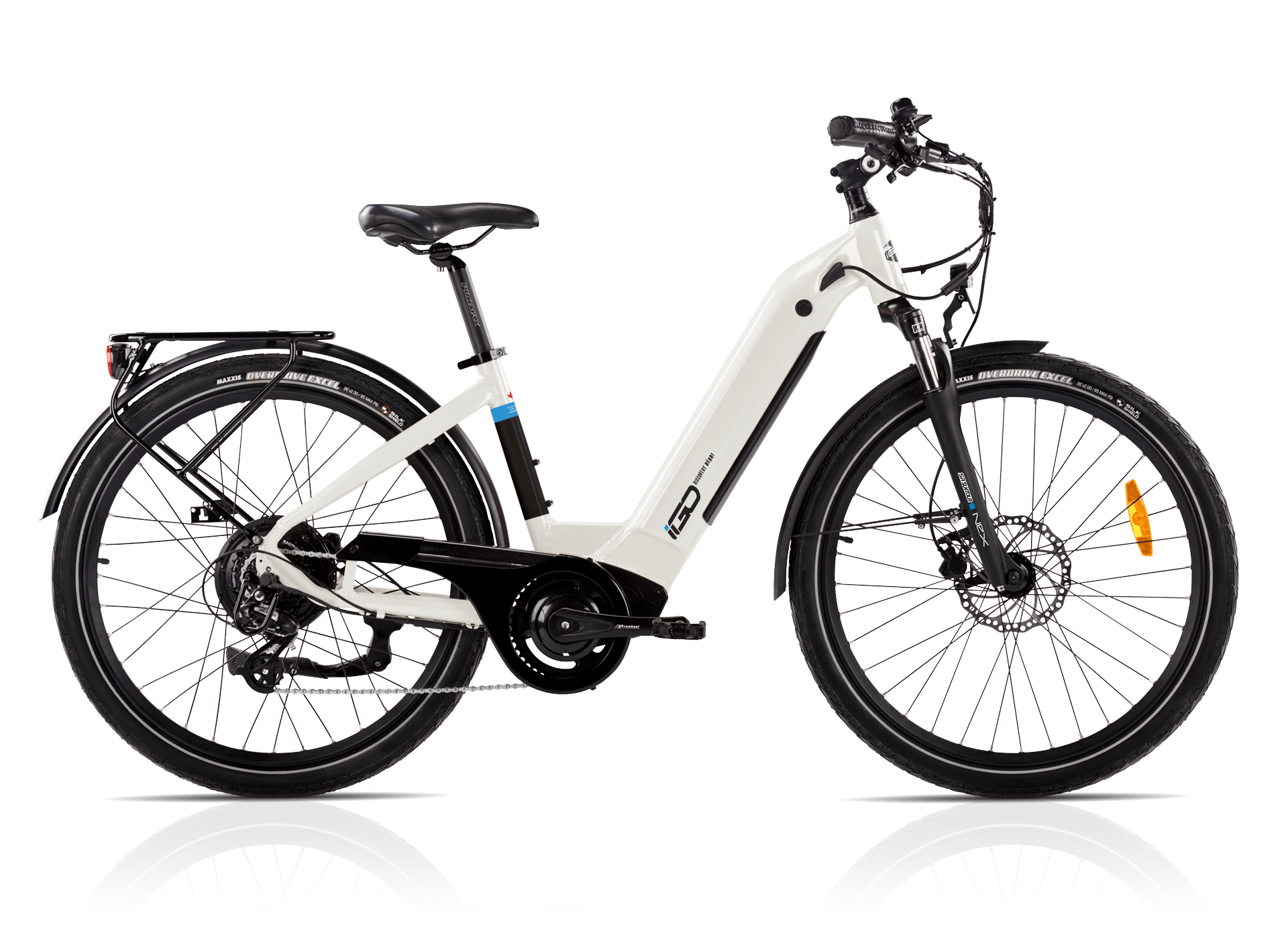 iGO Berrie 48 V 500 W Step Thru Electric Bicycle