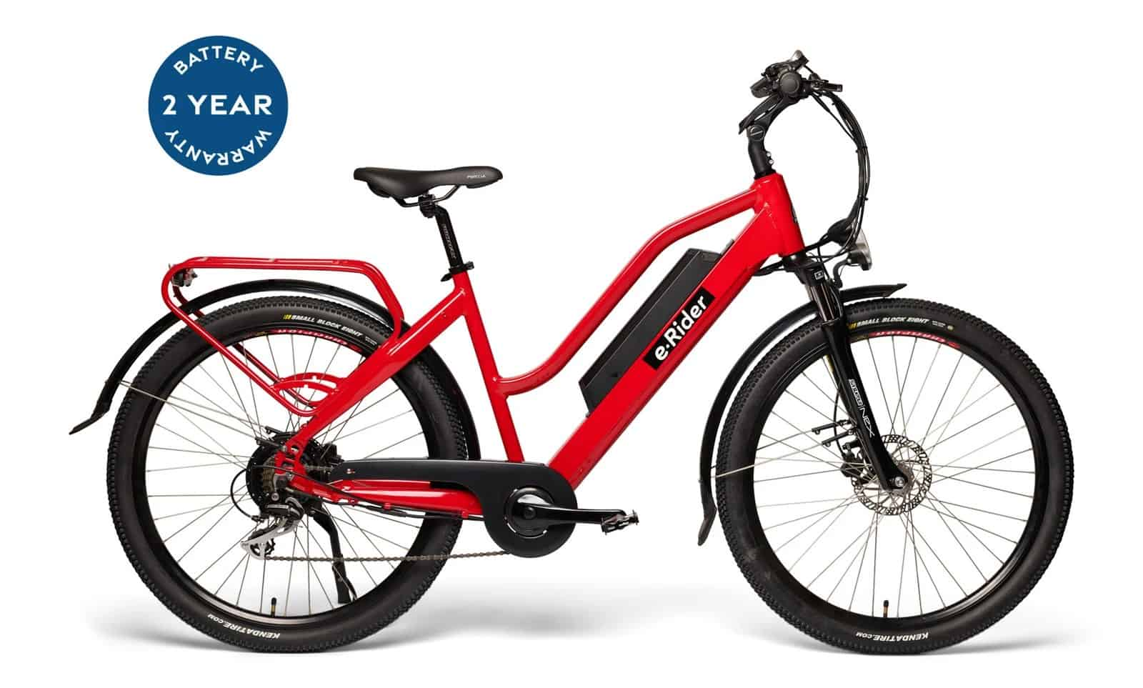 E-Rider Suburban Step Thru Electric Bike   IN STOCK NOW