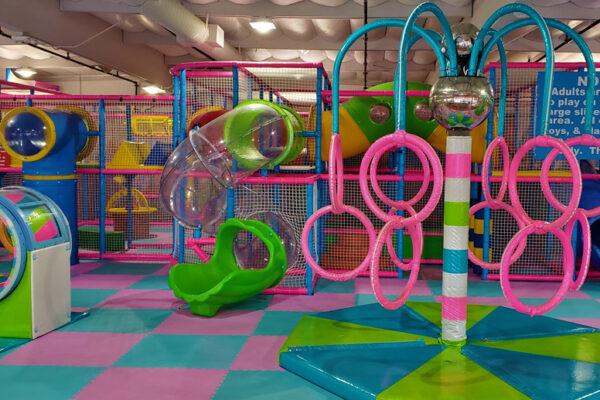 We Play Loud Indoor Playground