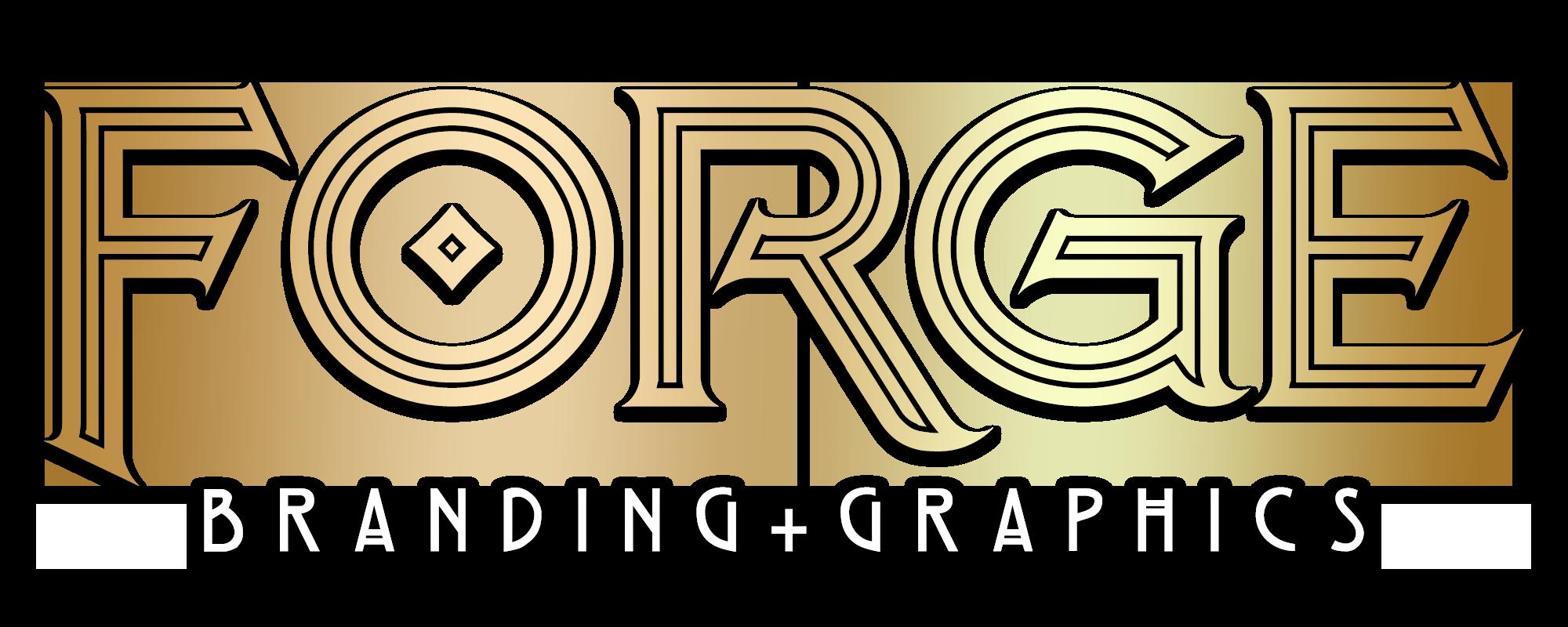FORGE   Branding + Graphics