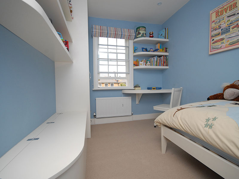 CREATIVE SPACES FOR CHILDREN