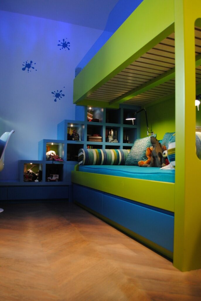 FUN SPACES FOR THE KIDS
