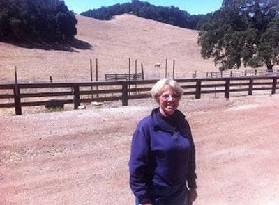 Paso Robles rancher Coco Collelmo.