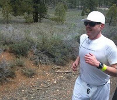 Scott Brennan running