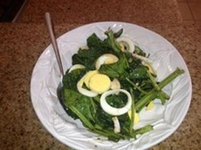 Simple Paleo Breakfast