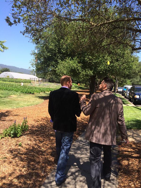 1.2-Matt-and-Scott-stroll-the-vegetable-garden