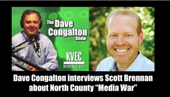 Scott Brennan on Dave Congalton