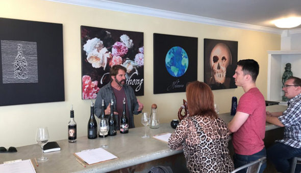 best boutique winery paso robles