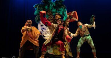 Piratas Ballenas y princesas en el Rosita Avlia
