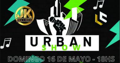 Llega Urban Show, con rima y con flow Bro!!