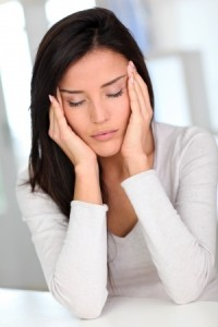 Chiropractic adjustment for headaches