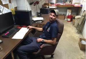 Chet Linebaugh - Mechanic