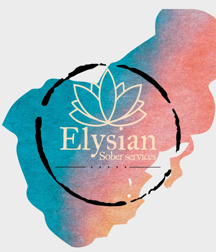 elysian sober services logo