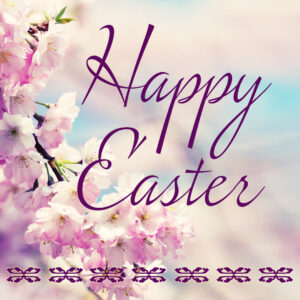 Read more about the article Happy Easter!