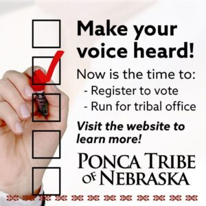 Read more about the article Tribal Elections Deadline
