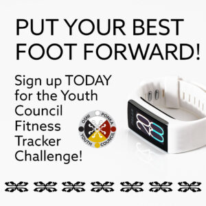 Read more about the article Ponca Youth Council Fitness Tracker Challenge