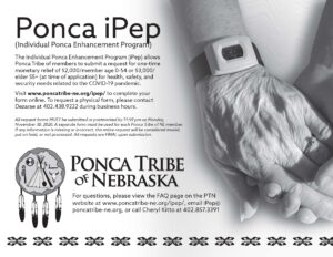Read more about the article Individual Ponca Enhancement Program (iPep)