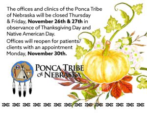 Read more about the article Offices Closed November 26-27