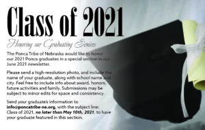 Read more about the article Deadline to Submit Graduate Info is May 10