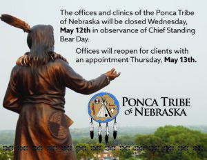 Read more about the article Chief Standing Bear Day
