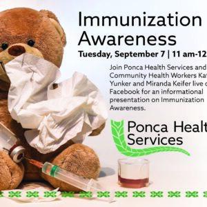 Immunization Awareness Presentation 9-7-21