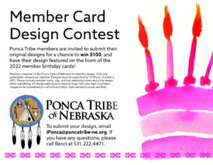 Member Card Design Contest
