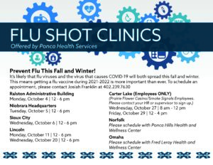 Read more about the article Flu Shot Clinics