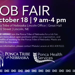 PTN Job Fair in Lincoln October 18th