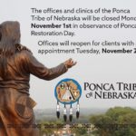 Offices Closed November 1