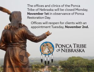 Read more about the article Offices Closed November 1