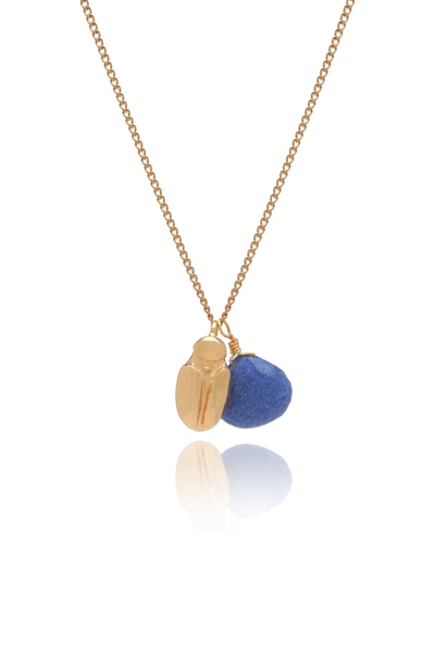 Sophie Lutz Jewellery Transformation gold necklace