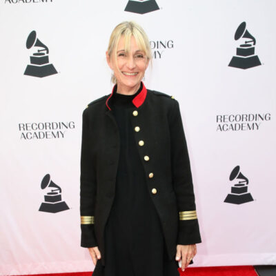 WEST HOLLYWOOD, CA - JANUARY 20:  Producer Fritzi Horstman attends the GRAMMY nominee reception honoring 60th Annual GRAMMY Awards nominees at Fig & Olive on January 20, 2018 in West Hollywood, California.  (Photo by David Livingston/Getty Images)