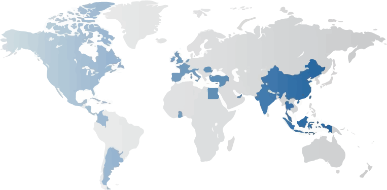 Coldwell Banker Global Map