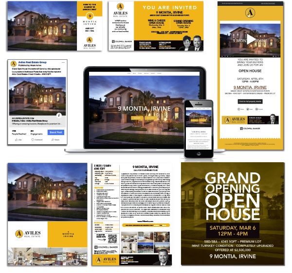 Real Estate Marketing & Proven Results