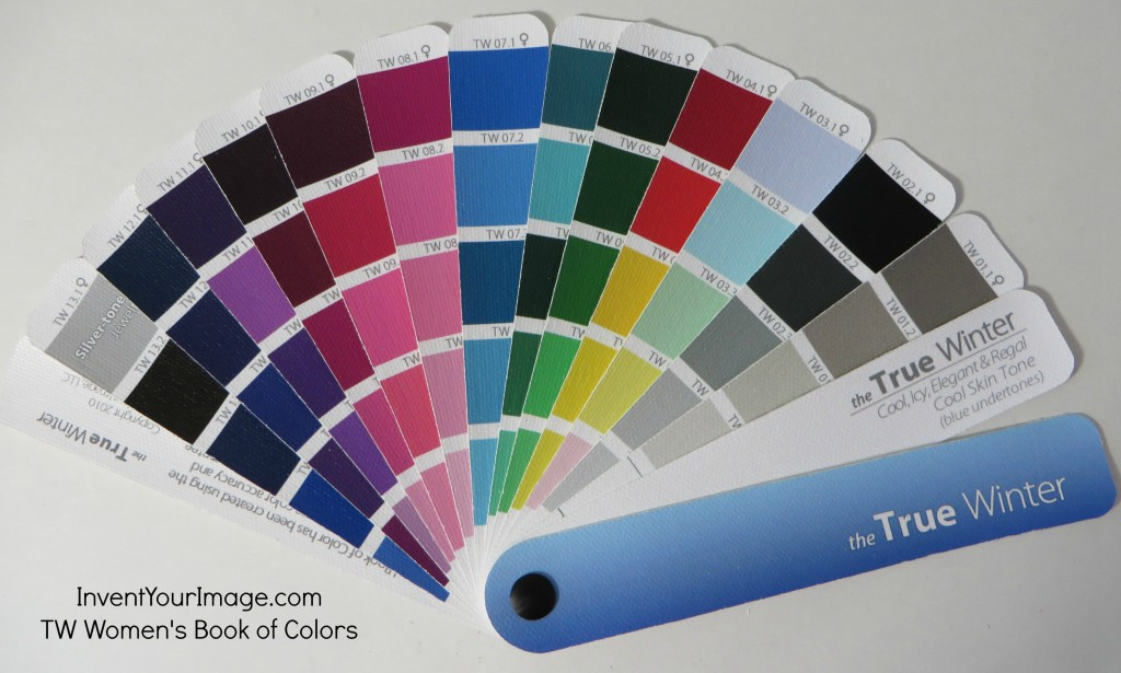TW Invent Your Image Womens Boolk of Colors