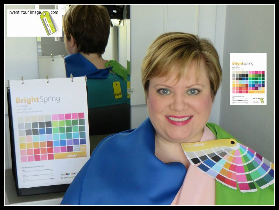 Guest Post – Does Changing Your Hair Color Change Your Palette? A Quest To Find Out