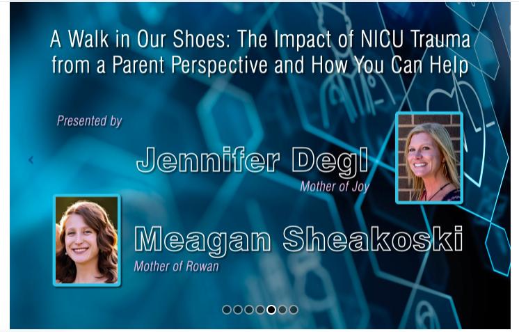 Jennifer Degl as Keynote Speaker for NEANN Conference