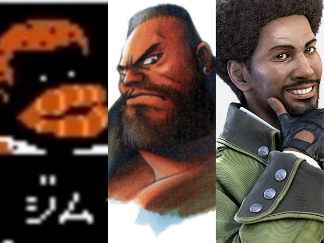 SquareEnix's Troubled Past With Black Characters