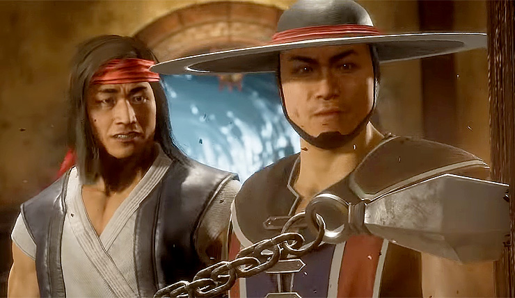 Check out the epic launch trailer for Mortal Kombat 11