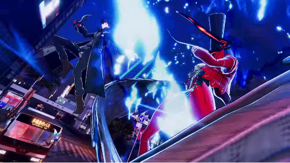 Omega Force Unveils New Musou Title Persona 5 Scramble: The Phantom Strikers