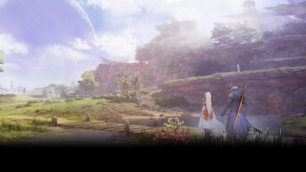 #E32019: Tales of Arise Reveal Trailer