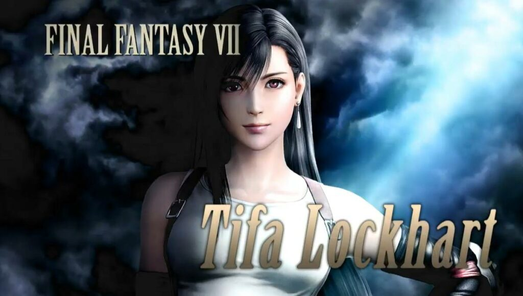 Tifa Lockhart Somersaults into Dissidia: Final Fantasy NT