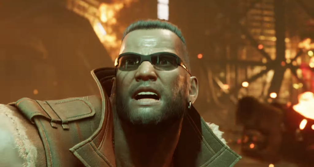 #E32019: Final Fantasy 7 Remake Releases March 2020 on PS4