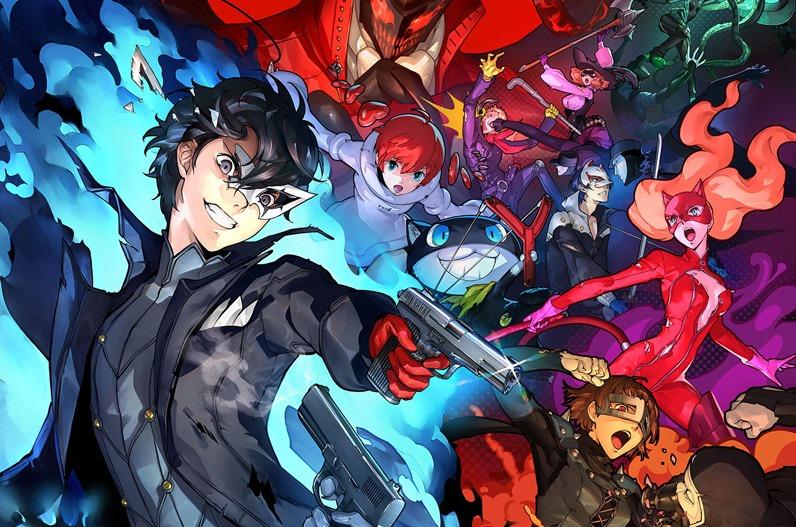 Persona 5 Scramble: The Phantom Strikers New Trailer