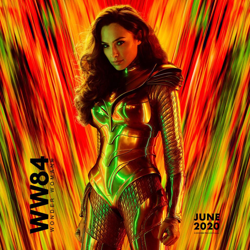 #CCXP: Wonder Woman 1984 Trailer