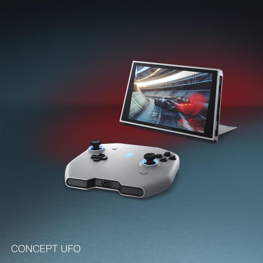 #CES2020: Alienware ?Concept UFO Revealed