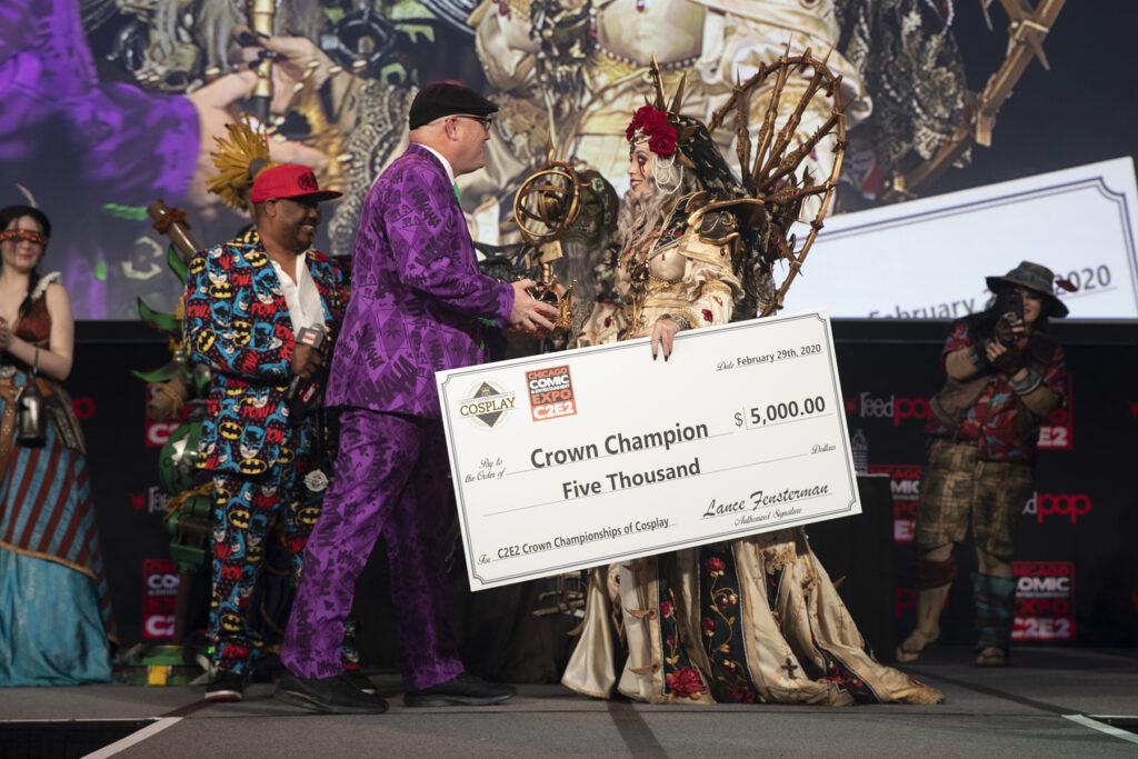#C2E22020: Crown Championship Of Cosplay Selects Their World Champion