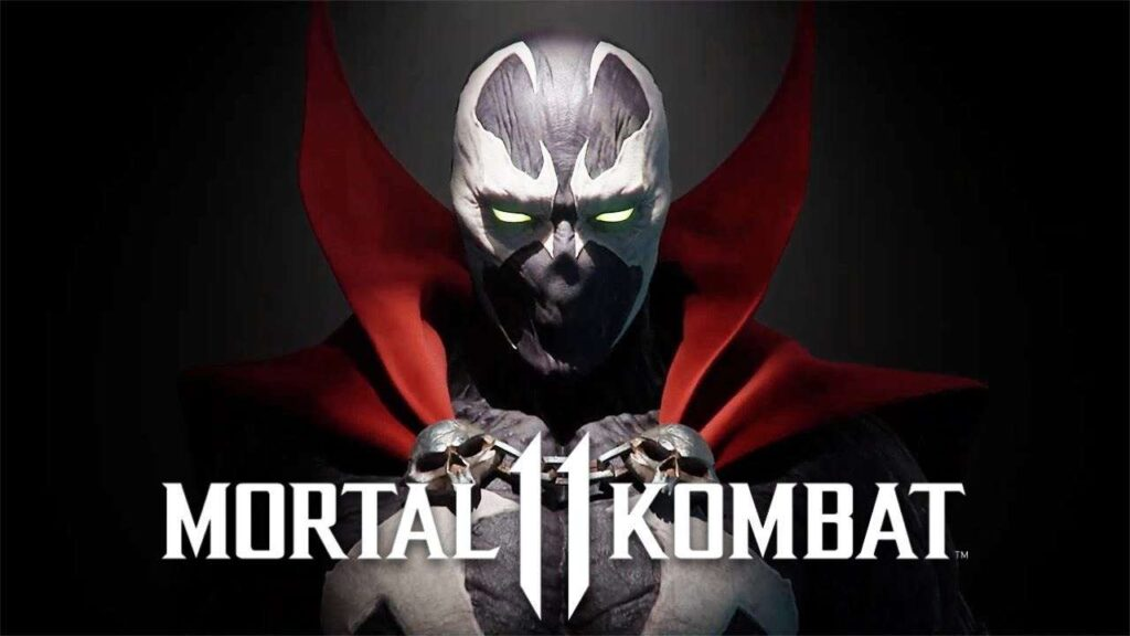 At Long Last, We have the Spawn trailer for #MK11