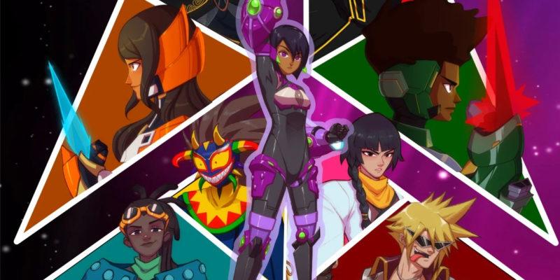 Mega-Man-esque Indie title Protodroid DeLTA Launches Its Kickstarter Campaign