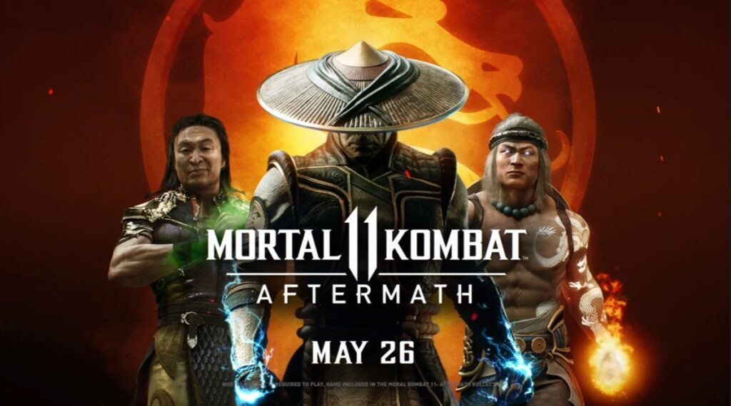 Mortal Kombat 11 Aftermath Revealed